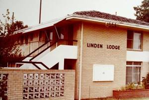 January 1980. Linden Lodge apartments in Stirling Highway, Nedlands. This was the place I stayed for the first two years at UWA after completing the matriculations examinations at Leederville. For the first year in 1980 my housemates here were Mukhtar Hashim and Mohd Amir Abdullah. The person we paid rents to was an elderly and very pleasant lady Mrs Arbuckle, who stayed in the ground floor unit directly beneath our first floor unit.