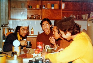 "August 1980, Linden Lodge, Stirling Highway, Nedlands. It was  the morning of Eid Fitri 1400H. Me and my housemates Amir and Mukhtar and our senior friend Leman (Abdul Rahman) were having breakfast. On the dining table were two fruit cakes that I baked, a ""dodol"" in ""mengkuang"" pack from Amir's parents in Melaka, Malaysia and a can of cookies mailed by my mum in Terengganu. Yes, mailed, as with international snail mail, which took many days to arrive. Obviously one could not email a can of cookies or a dodol pack then (or even now, hehe), notwithstanding the fact that to all intent and purposes, emails as we know them today, had not yet been invented. For the three of us, this was our second Eid Fitri in W.A. For Leman, who was the owner of the Honda and Yamaha big bikes I test rode, it was his third Eid."