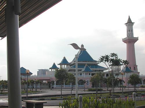 Masjid Al-Alami, MITC, Ayer Keroh, Melaka