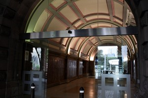 Passageway into Sydney Central Station