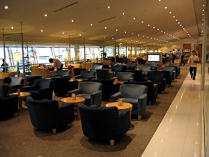 Malaysia Airlines Lounge at Terminal C, KLIA. Image from http://loungeguide.net