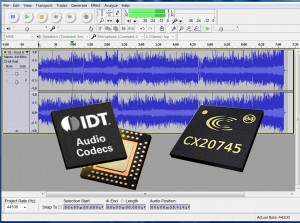 Audio Codec Chips