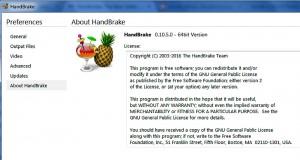 Handbrake_About